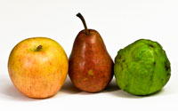The Health Benefits of Juicing Apples and Pears