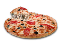 What to order in pizza restaurants if you're watching your weight.