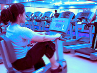 Blast Fat and Calories with a Recumbent Exercise Bike