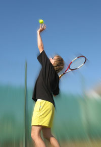 Great tips for Tennis Elbow