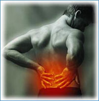 Glucosamine or aerobic exercise for back pain?