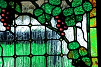 How to avoid the danger of lead poisoning while working with stained glass