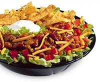 Weight Loss Tips – Fast Food Salads