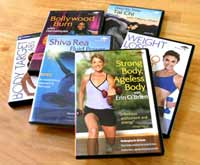 3 Quick Tips To Avoid Fitness DVD Burnout