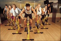 Indoor Cycling for Getting in Shape and Losing Weight