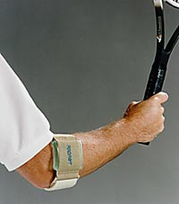 The Tennis Elbow Brace, Does It Really Help?