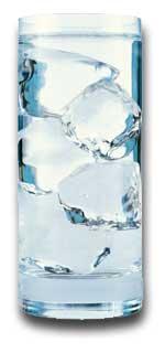 Aumente su metabolismo por beber agua de hielo