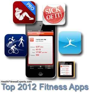 Top 2012 Fitness Apps