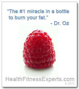 Dr. Oz says Raspberry ketones burn fat.