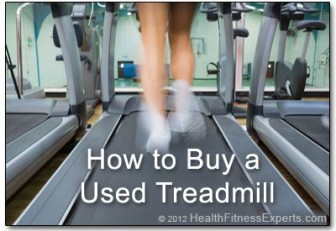 How to Buy A Used Treadmill -- 5 Important Tips | Health ...