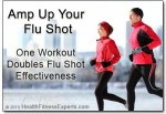 Exercise Boosts Flu Shot Effectiveness