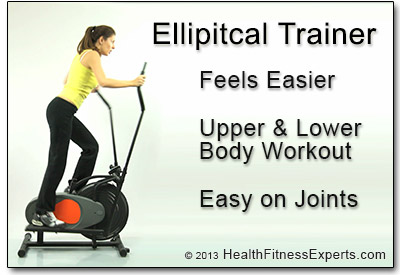 Elliptical Trainer Benefits
