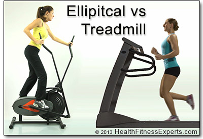 Elliptical vs Treadmill Article