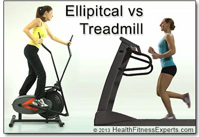 Elliptical vs Treadmill Article